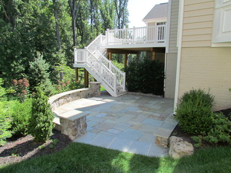 Maryland Deck Builders The Deck Amp Fence Company