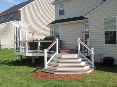 Harford County deck builder